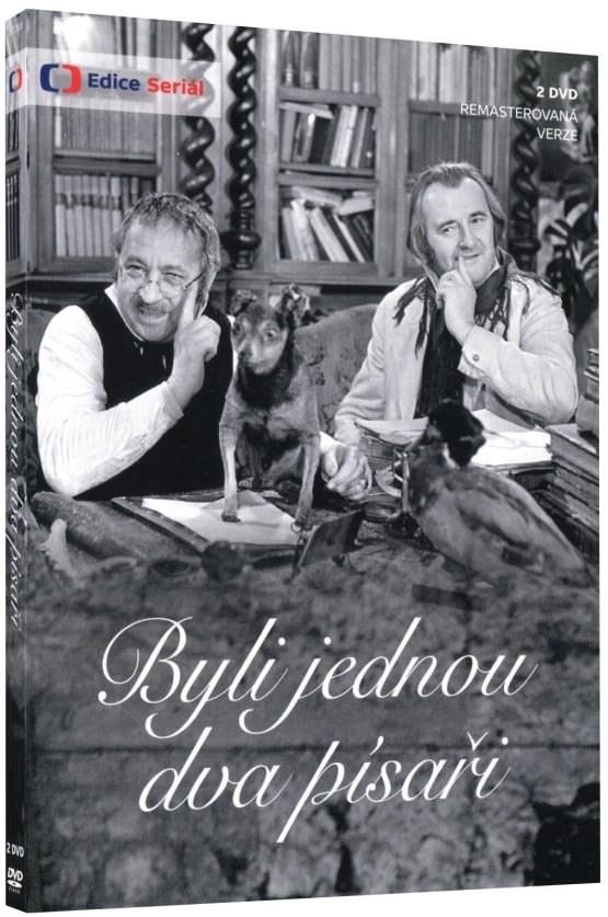 BYLI JEDNOU DVA PÍSAŘI (Remasterovaná verze) - 2 DVD
