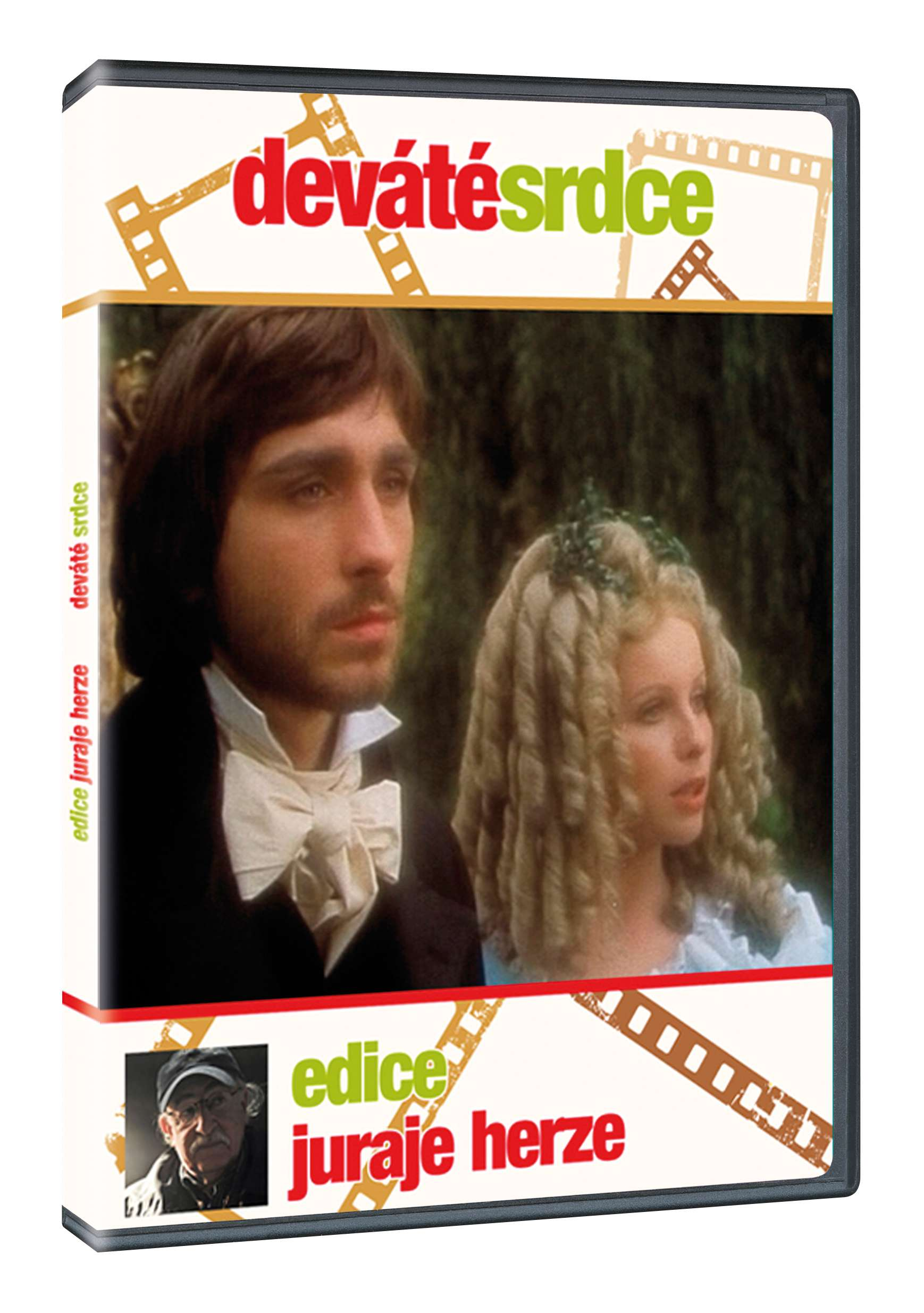 DEVÁTÉ SRDCE - DVD