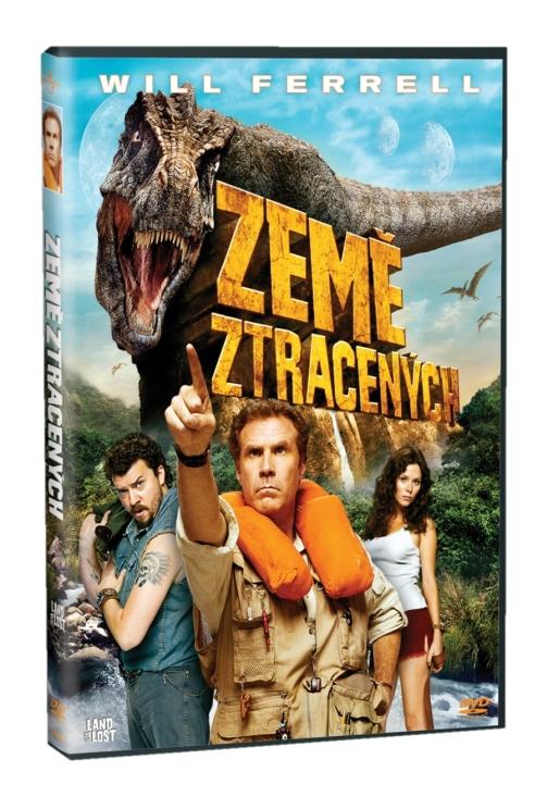 ZEMĚ ZTRACENÝCH - DVD