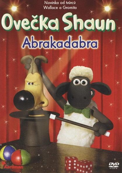 OVEČKA SHAUN: ABRAKADABRA - DVD