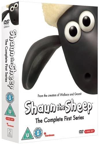 Ovečka Shaun: Kompletní první série (5 DVD) - DVD