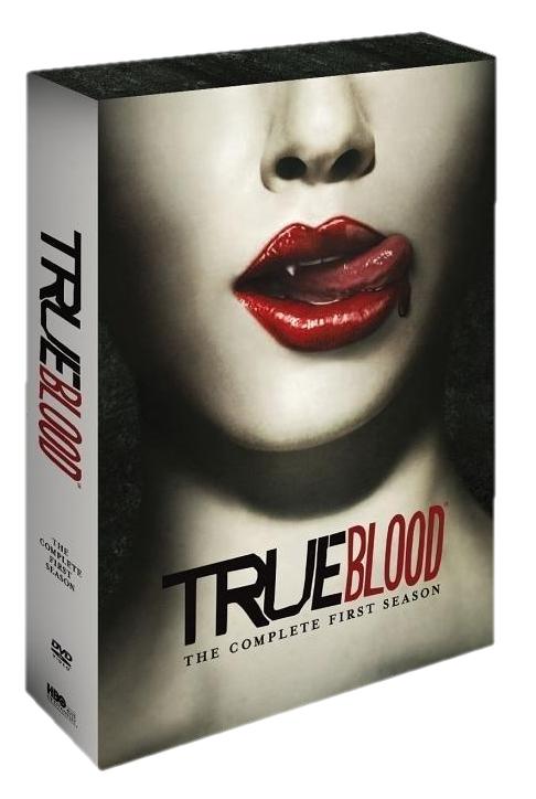TRUE BLOOD - PRAVÁ KREV 1. SEZONA - DVD