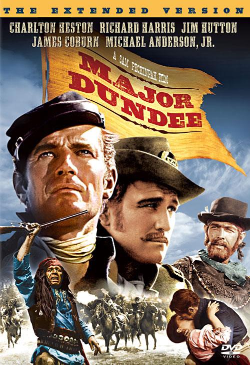MAJOR DUNDEE - DVD
