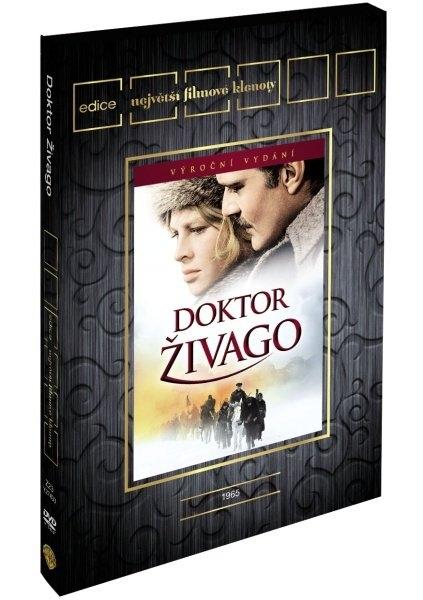 DOKTOR ŽIVAGO (2DVD Limitovaná edice) CZ dabing - DVD