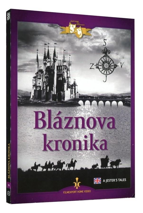BLÁZNOVA KRONIKA (Karel Zeman) - 2 DVD