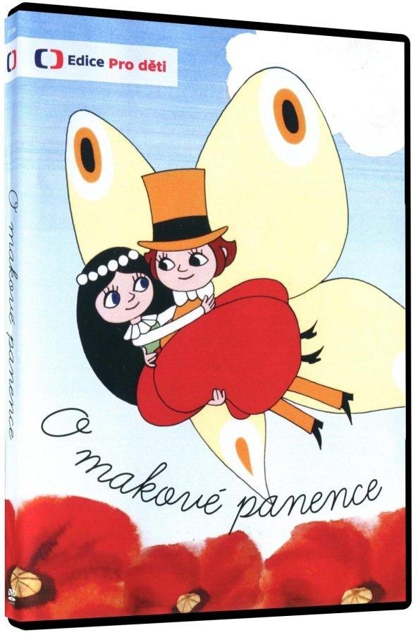 O MAKOVÉ PANENCE 1-13 - 2 DVD
