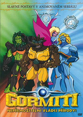 GORMITI 4 - DVD