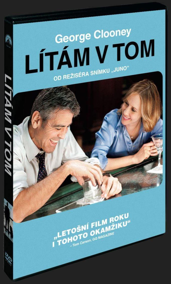 LÍTÁM V TOM - DVD