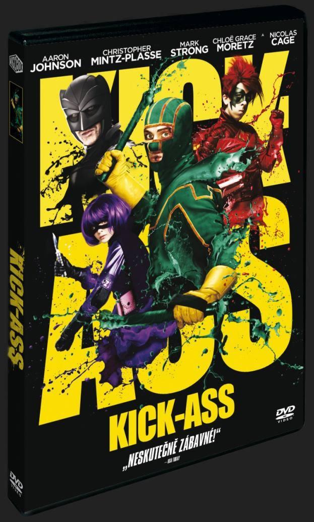 KICK ASS - DVD