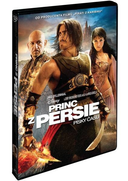 PRINC Z PERSIE: PÍSKY ČASU - DVD