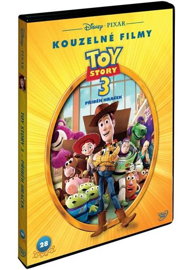 TOY STORY 3 - PŘÍBĚH HRAČEK - DVD