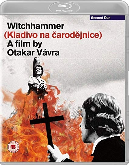 Kladivo na čarodějnice - Blu-ray