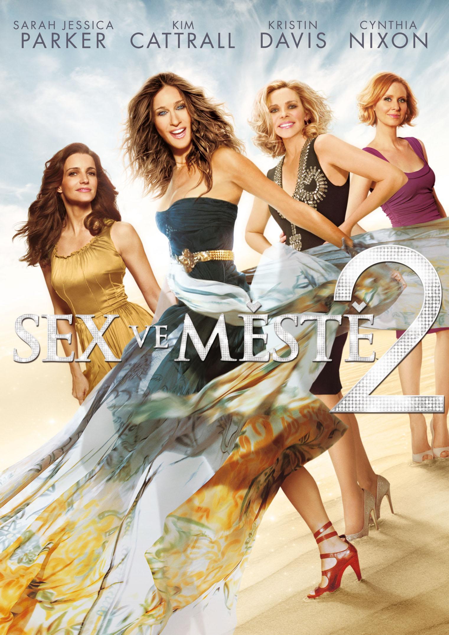 Sex ve městě 2: Film - DVD