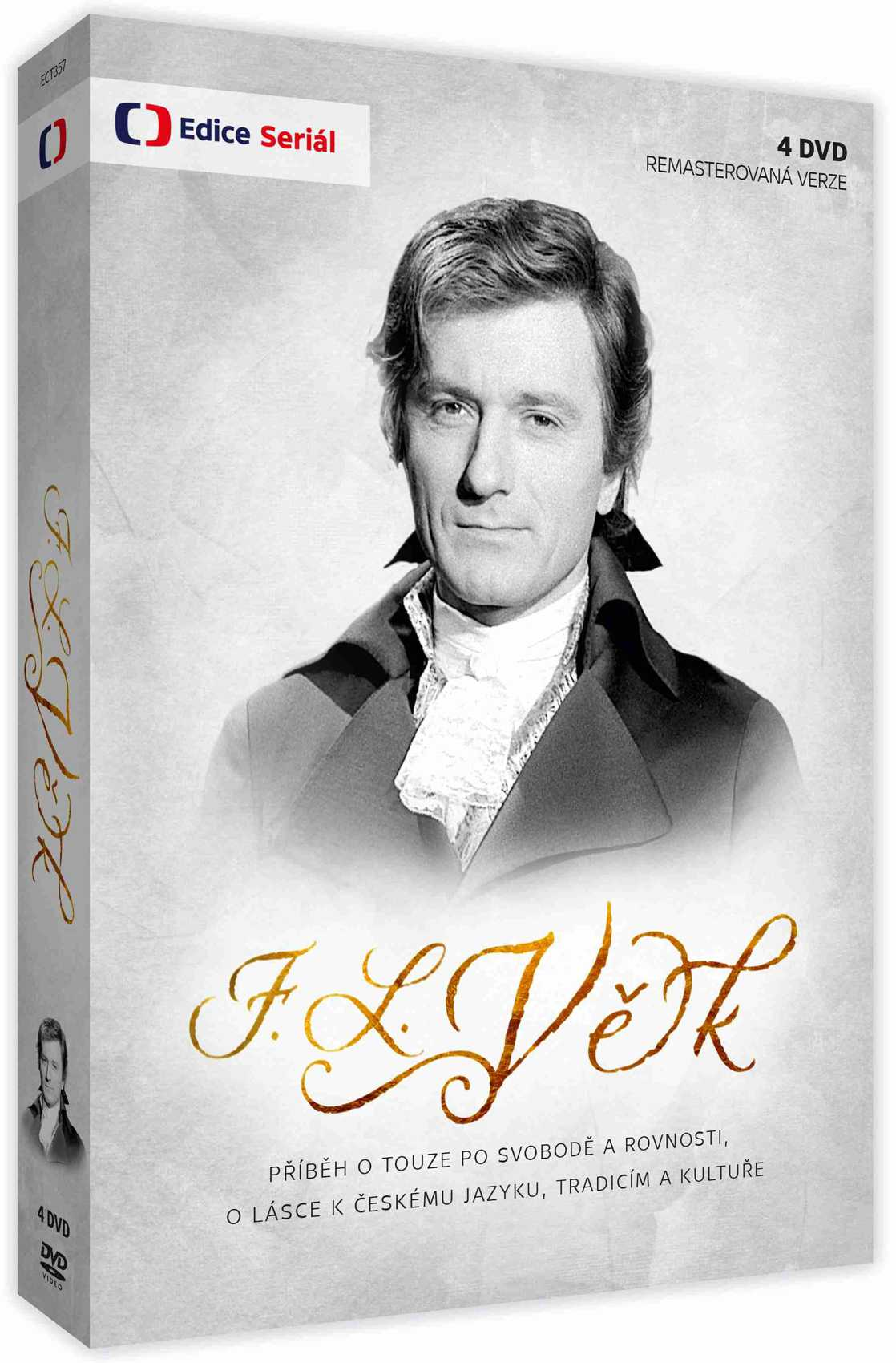 F. L. Věk - 4 DVD (Remasterovaná verze)