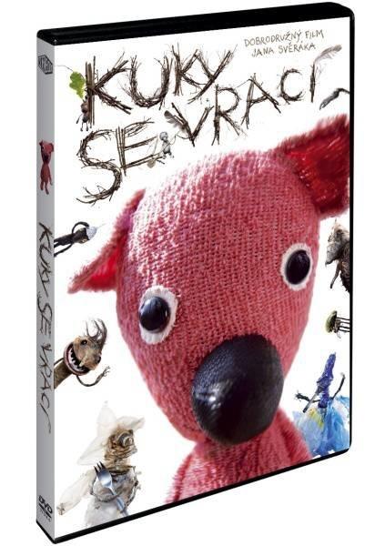 KUKY SE VRACÍ - DVD