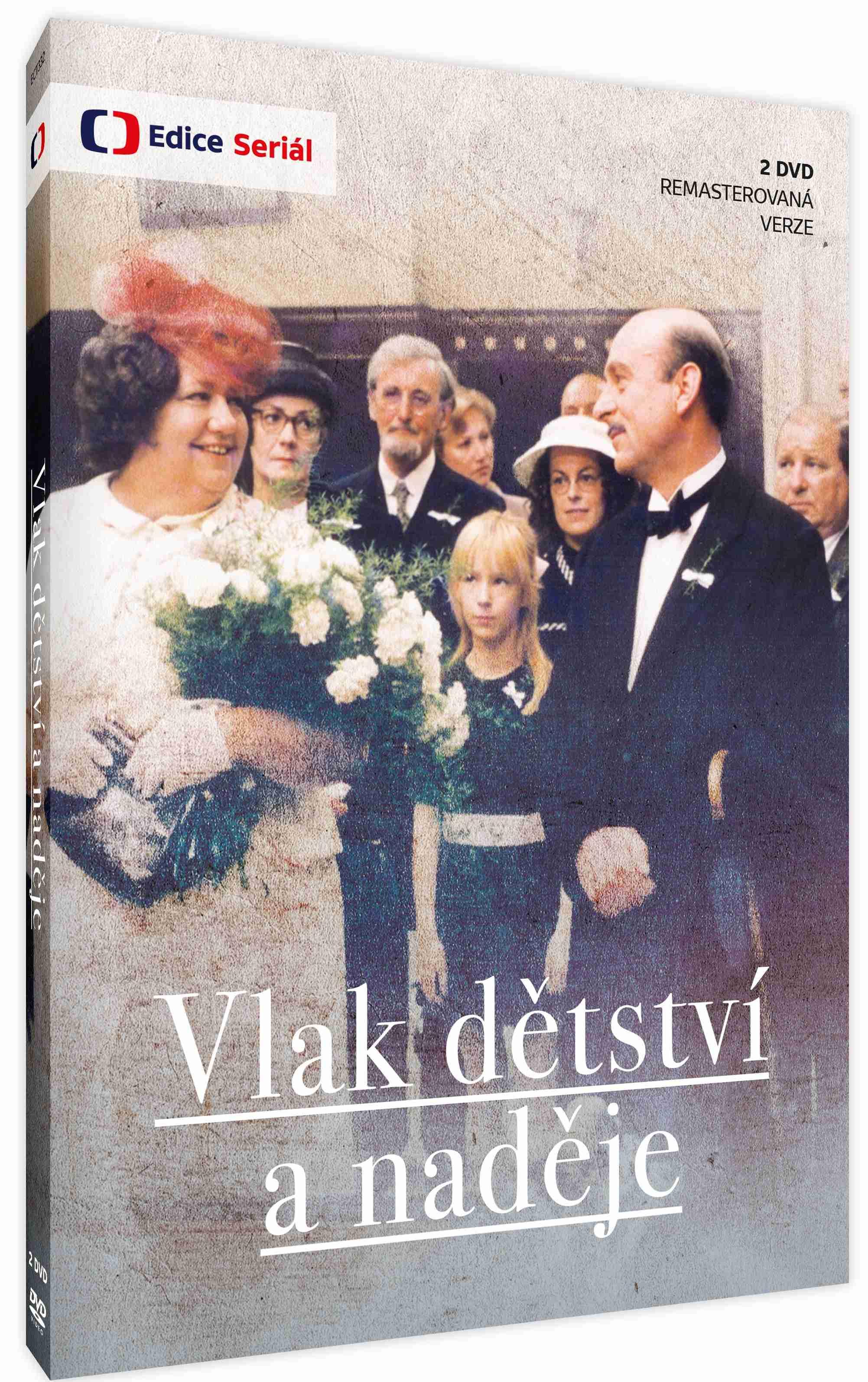 VLAK DĚTSTVÍ A NADĚJE - DVD ( 6 DVD )