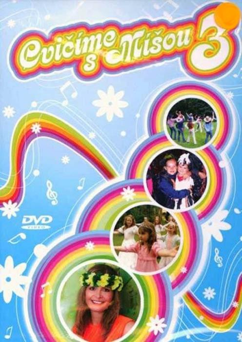 CVIČÍME S MÍŠOU 3 - DVD