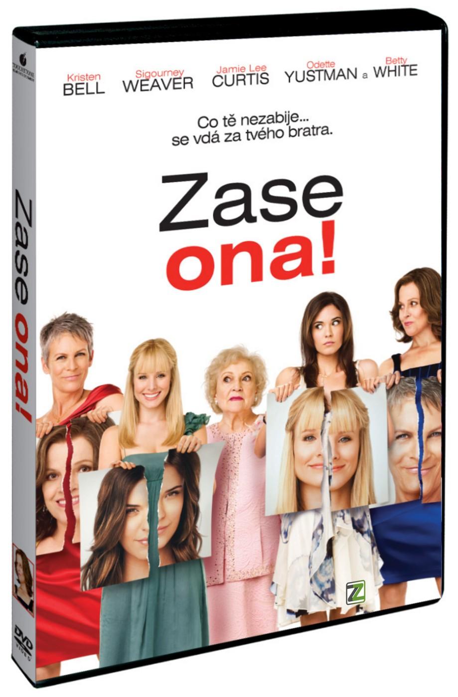 ZASE ONA! - DVD