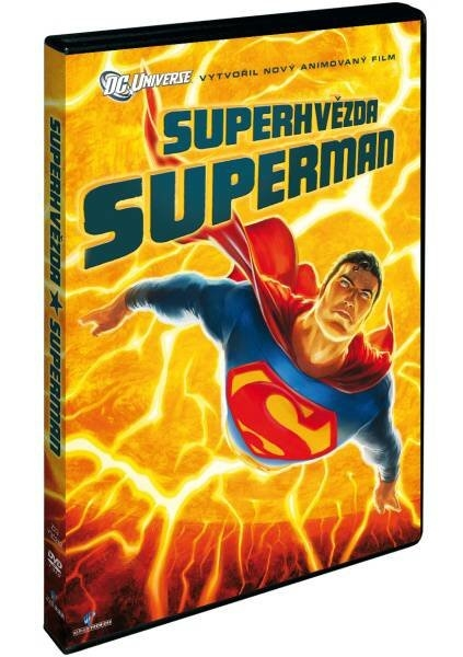 SUPERHVĚZDA SUPERMAN - DVD