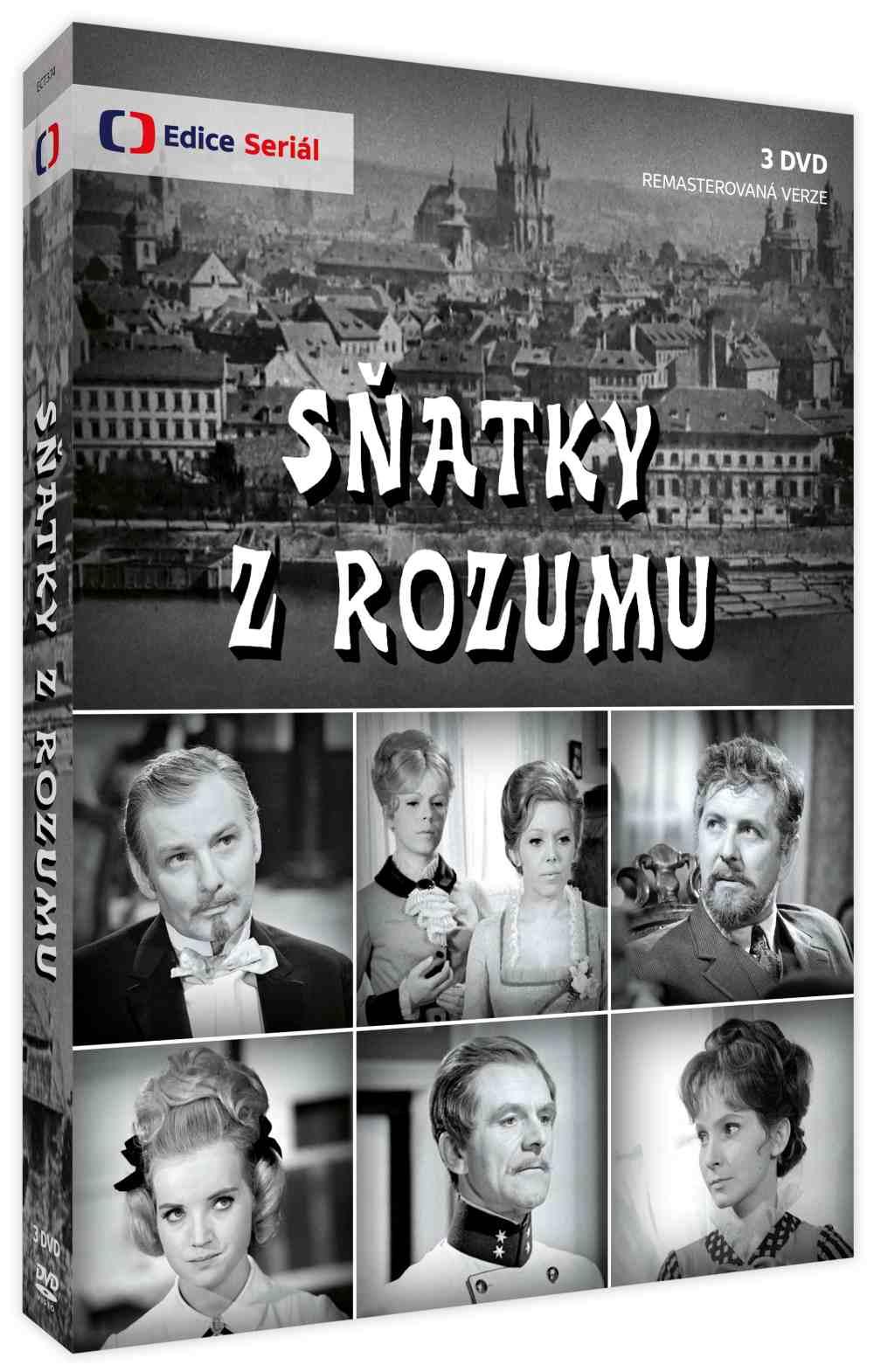 SŇATKY Z ROZUMU - 5 DVD