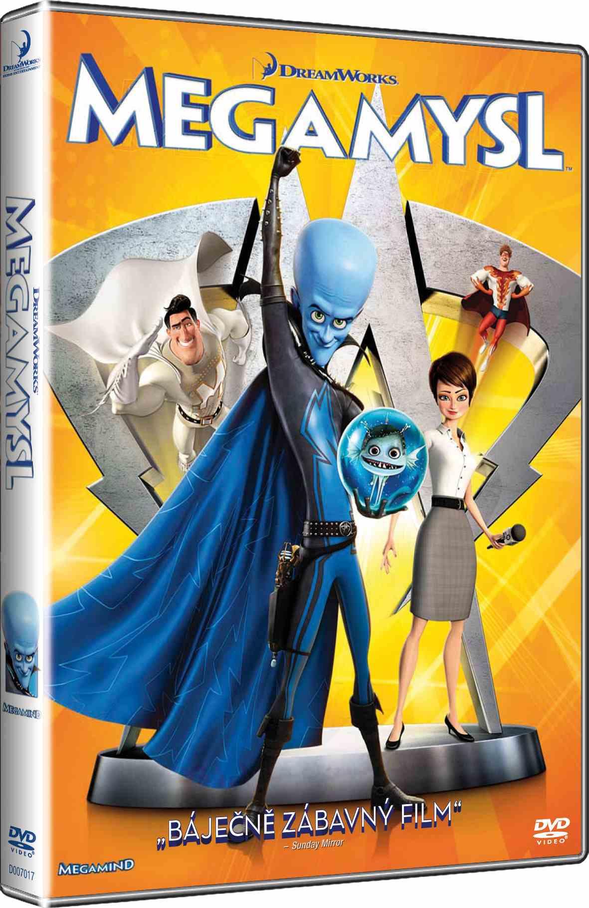 MEGAMYSL - DVD