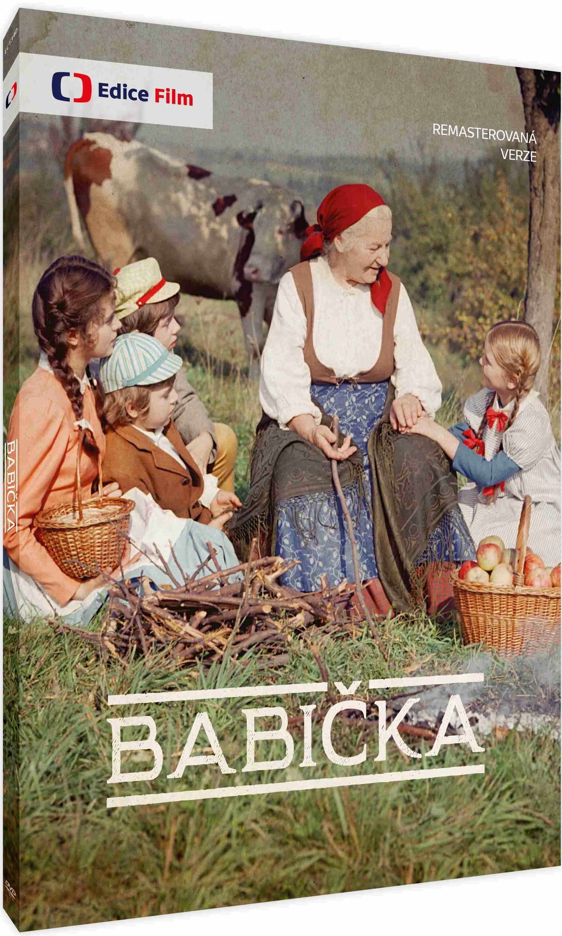 BABIČKA 2 DVD (J.KURANDOVÁ) - DVD