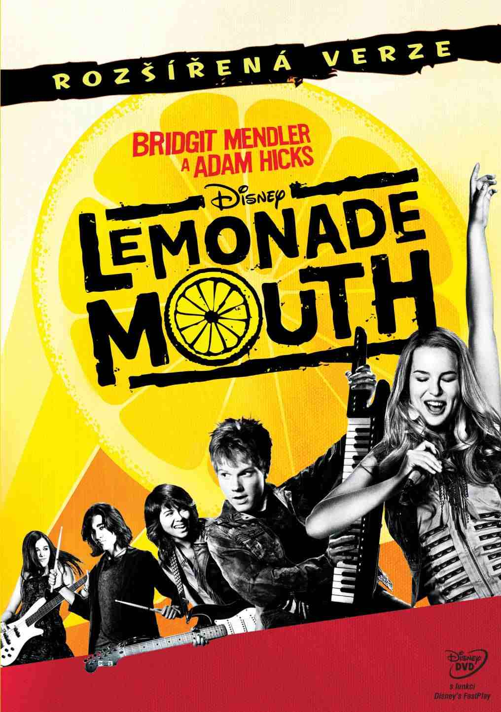 Lemonade Mouth - DVD