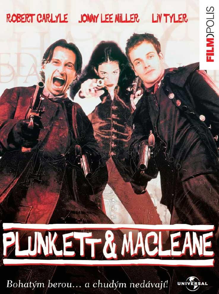 PLUNKETT & MACLEANE - DVD