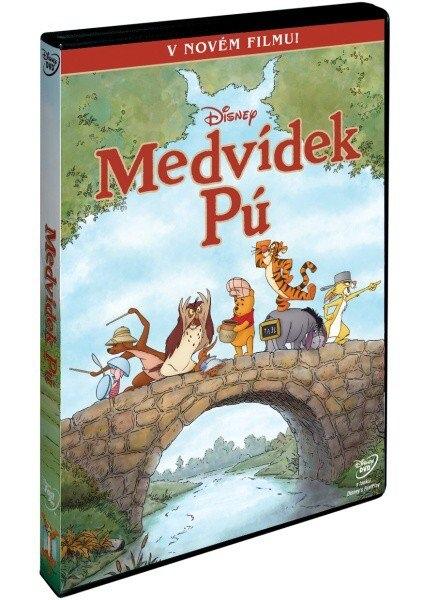 MEDVÍDEK PÚ - DVD