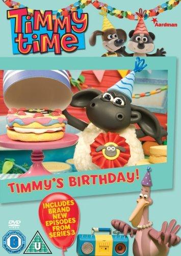 KAMARÁD TIMMY: TIMMY´S BIRTHDAY! - DVD