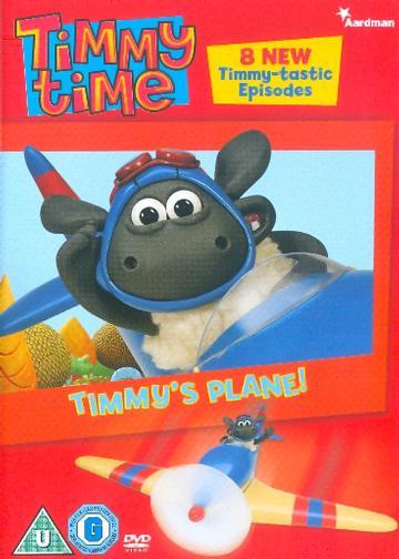 KAMARÁD TIMMY: TIMMY A LETADÝLKO - DVD
