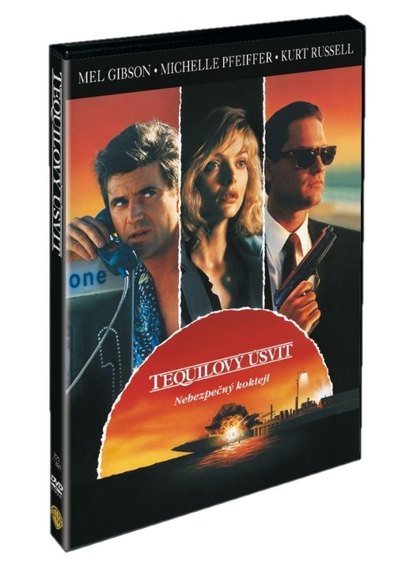 Tequilový úsvit - DVD