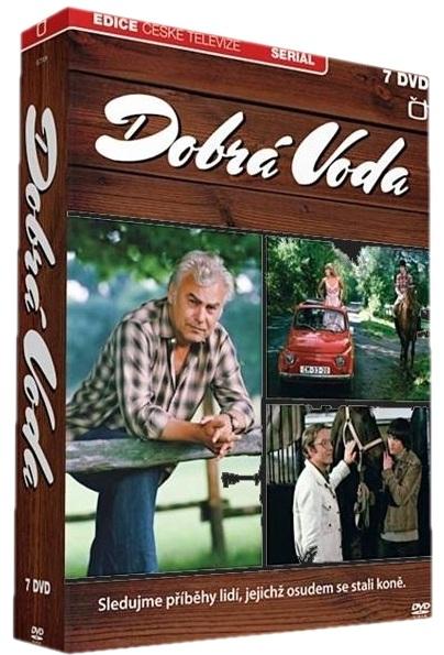 DOBRÁ VODA 7 DVD - DVD