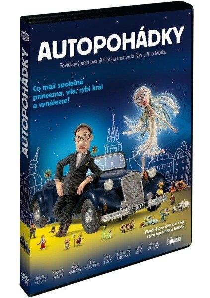 AUTOPOHÁDKY - DVD