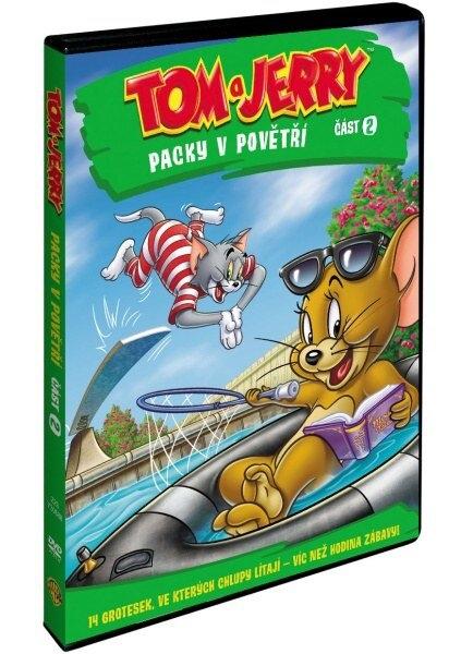 TOM A JERRY: PACKY V POVĚTŘÍ 2 - DVD
