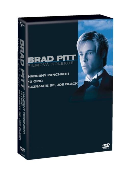 BRAD PITT KOLEKCE (3DVD) - DVD