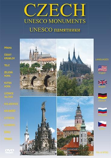 PAMÁTKY UNESCO - DVD