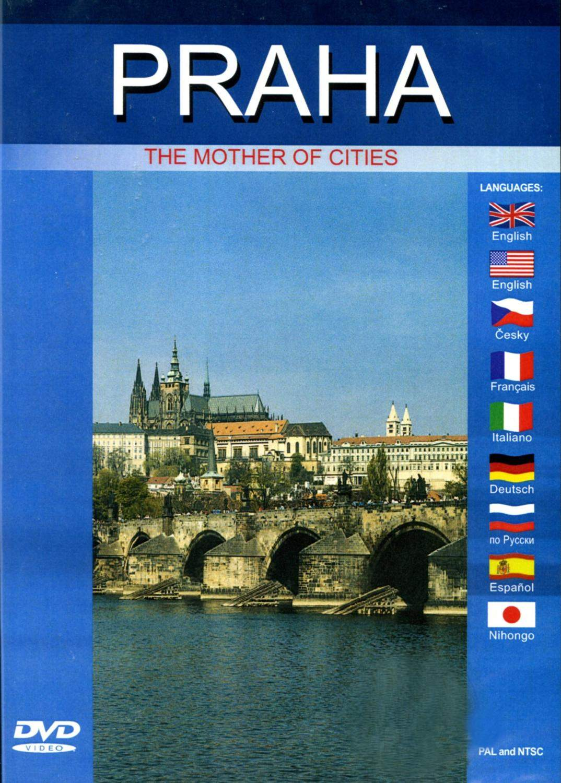 PRAHA MATKA MĚST - DVD