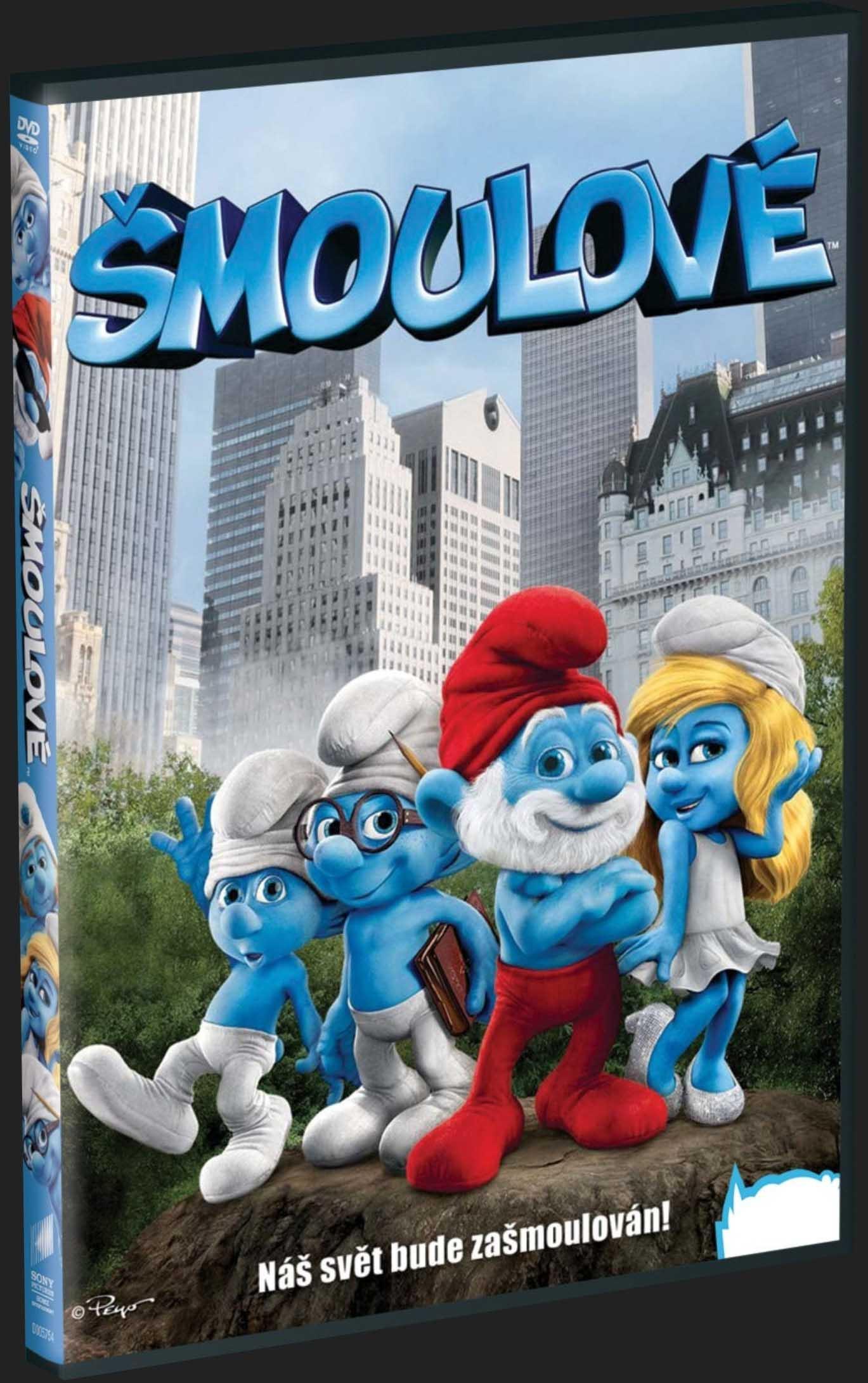 ŠMOULOVÉ - DVD