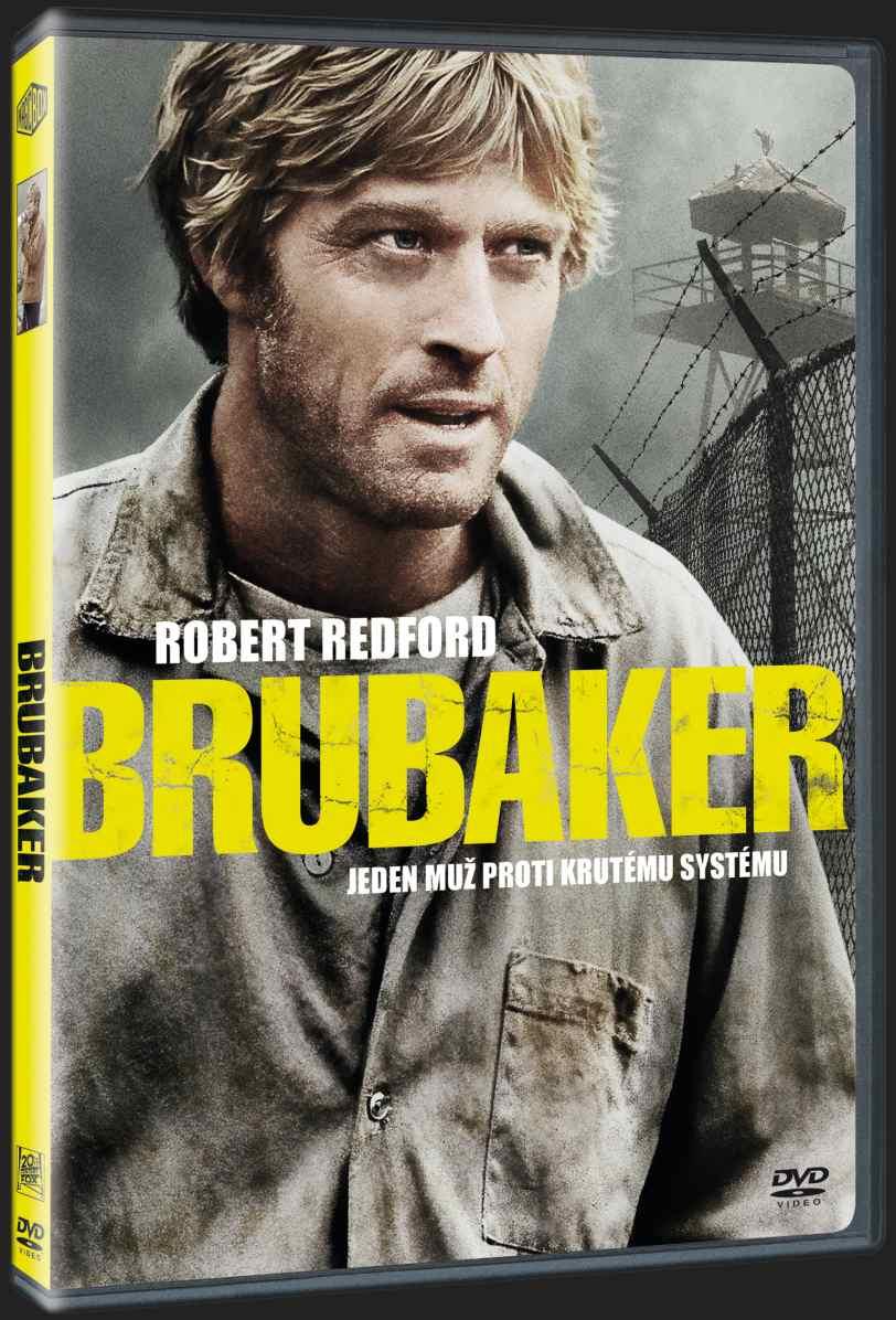BRUBAKER - DVD