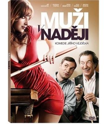 MUŽI V NADĚJI - DVD