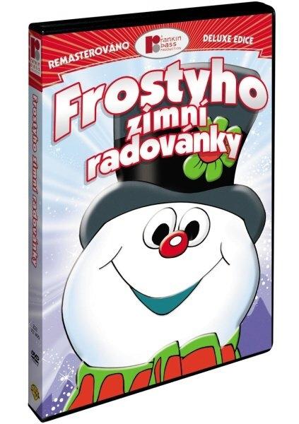 FROSTYHO ZIMNÍ RADOVÁNKY - DVD