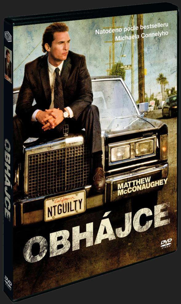 OBHÁJCE - DVD