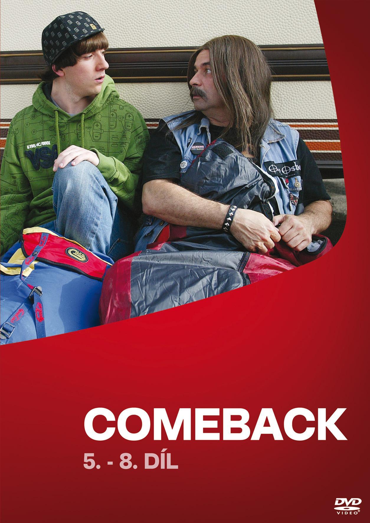 COMEBACK 2. - DVD