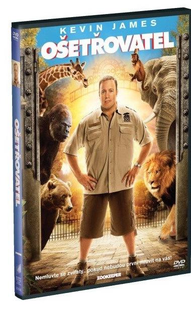 OŠETŘOVATEL - DVD