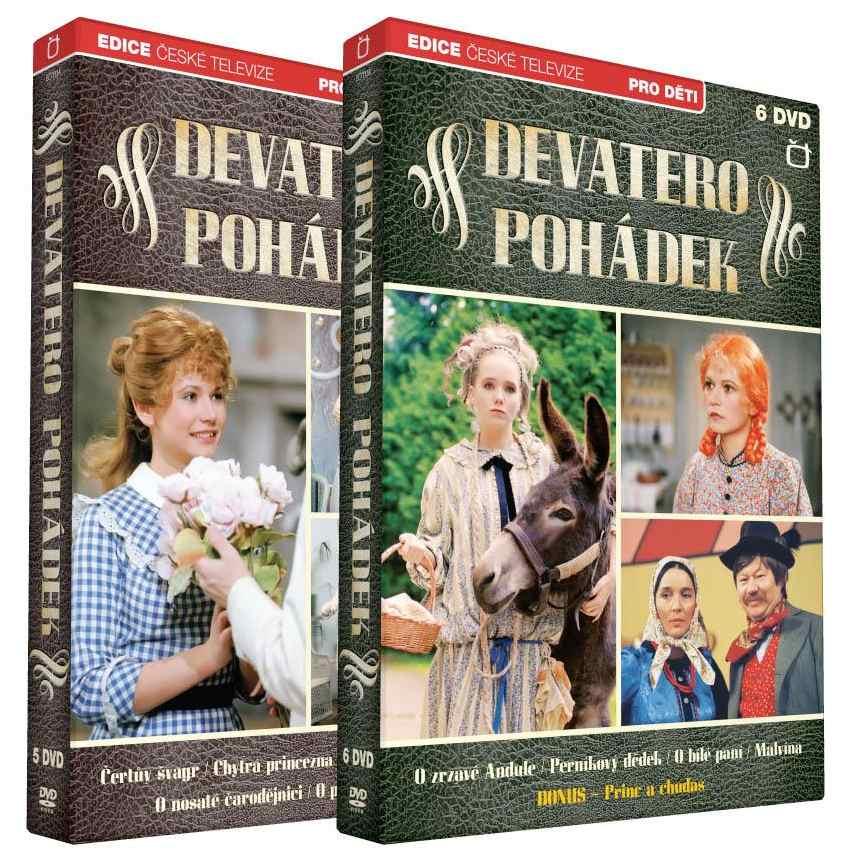 DEVATERO POHÁDEK 11 DVD - DVD