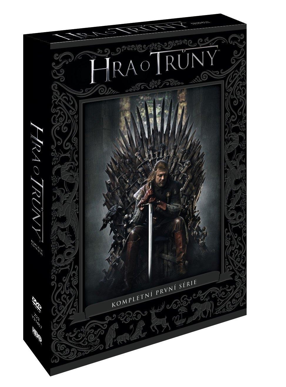 Hra o trůny - 1. série (5 DVD) - DVD