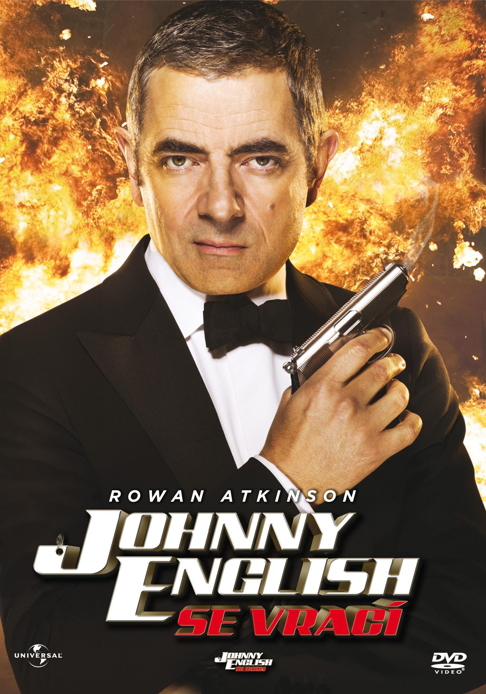 JOHNNY ENGLISH SE VRACÍ - DVD