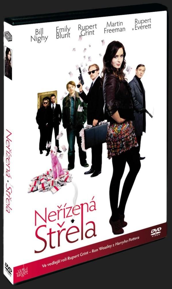 NEŘÍZENÁ STŘELA 2010 - DVD