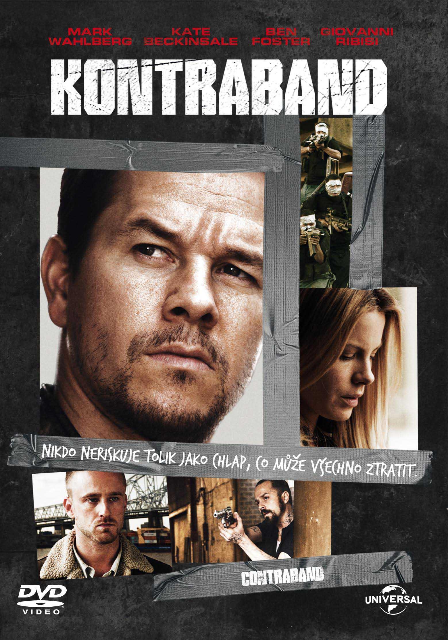 KONTRABAND (2012) - DVD